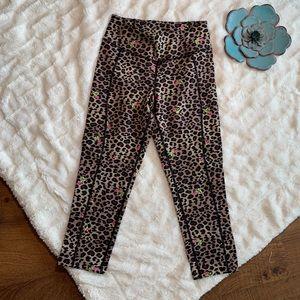 Betsy's Johnson Leopard print leggings